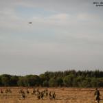 F16 em missão CAS (Close Air Suport)