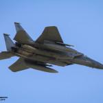 F15 avião de supremacia aérea Norte Americano