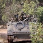 M113 do BiMec da Brigada Mecanizada