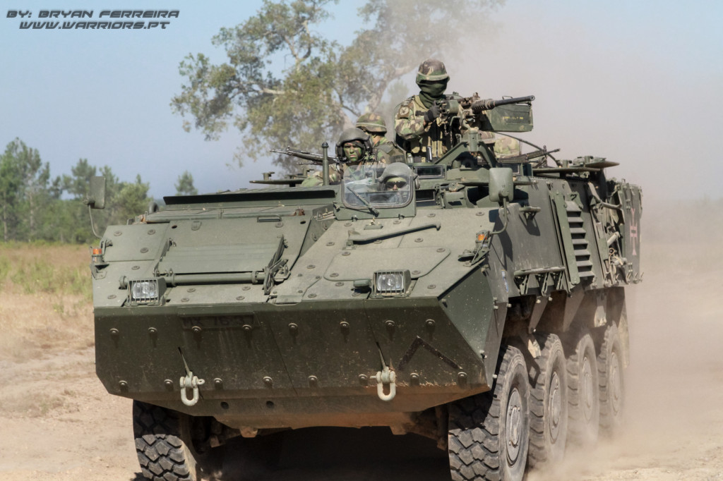 Pandur APC (Armoured Personal Carrier)