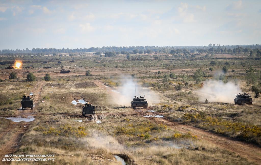 Leopard Shot on target