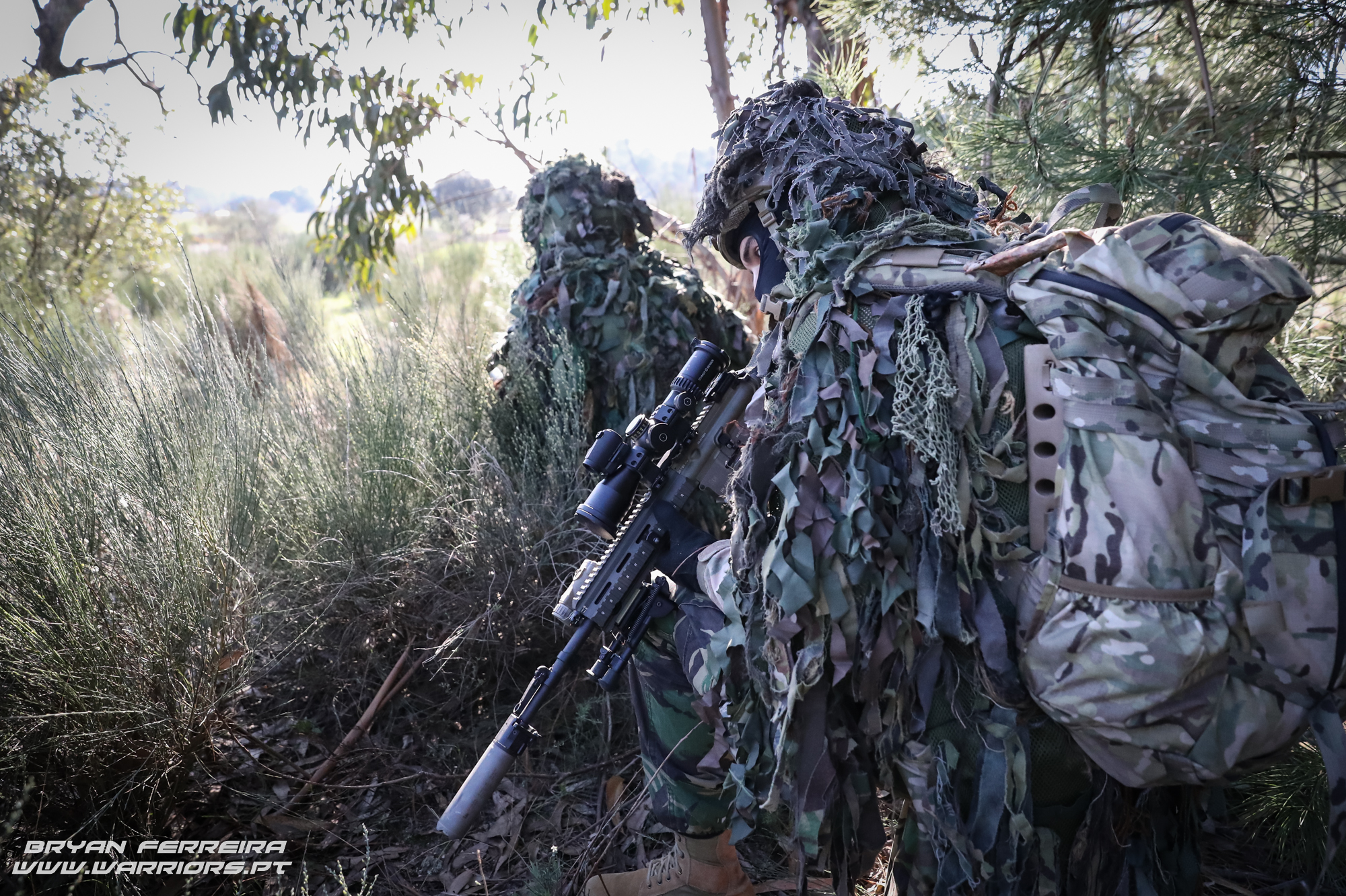 Portuguese Special Operations Forces Snipers