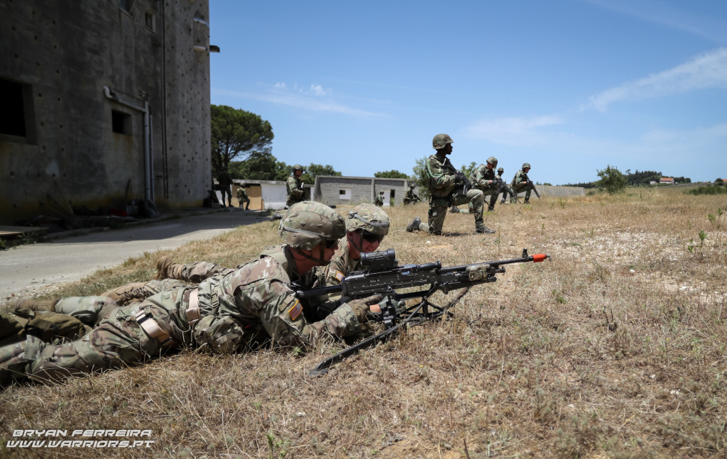 1º BIPARa and 173rd Airborne Brigade Orion 17
