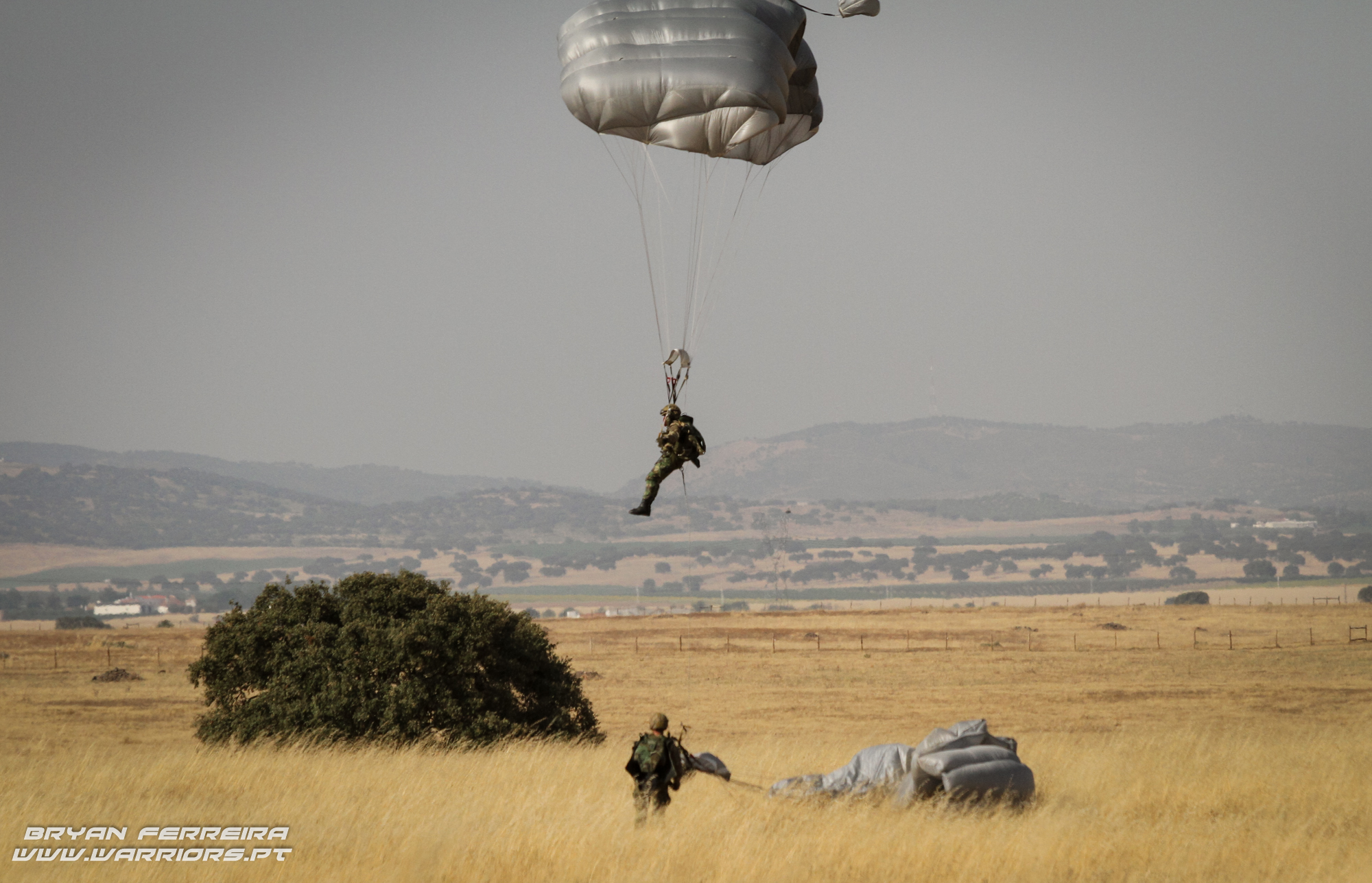 Orion 17 - Spain BRIPAC, 173rd Airborne Brigade and Portuguese Quick Reaction Brigade