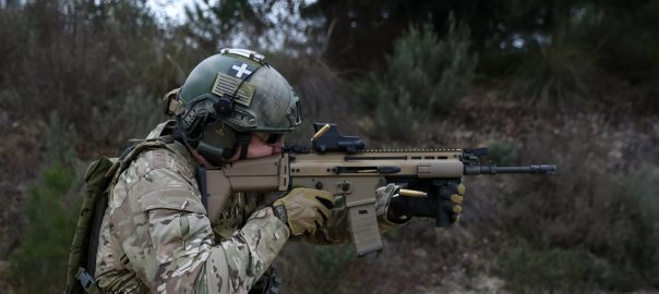 Substituição da G3 - Rangers Special Forces FN SCAR-L ou FN SCAR MK16 New assault rifle for the Portuguese Army