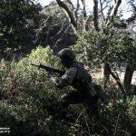 Commandos ambush reaction