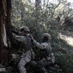 Commandos Fire and manouver