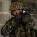 Close Quarters Battle Training Portuguese Commandos/Comandos
