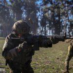 Combat training HK G3 Commandos
