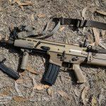Portuguese Army FN SCAR