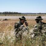 Comandos Portugueses comunicam a sua situação