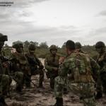 Fuzileiros Portugueses recebem um briefing