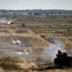 Pandur Shot on target