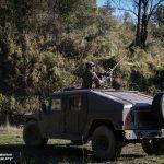 Humvee with Browning .50Cal BMG