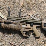 Portuguese Army FN40 Grenade LAuncher